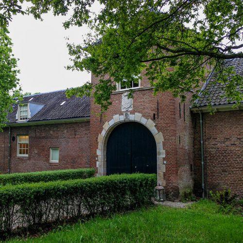 Restauratie rijksmonumenten landgoed Zuylestein Leersum