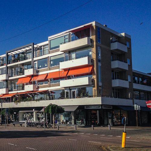 Uitbreiding appartement Rotterdam