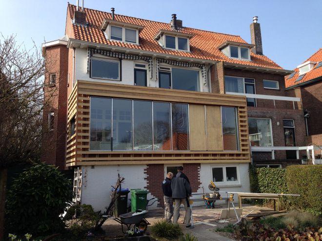 Uitbreiding en verbouw woonhuis Grindweg-01 (Demo)