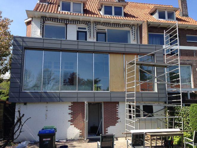 Uitbreiding en verbouw woonhuis Grindweg-08 (Demo)