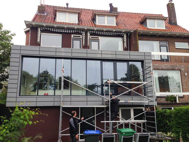 Uitbreiding en verbouw woonhuis Grindweg-09 (Demo)