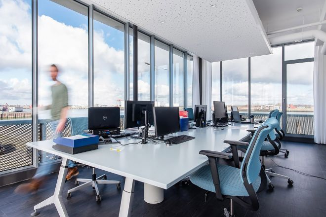 Verbouw en uitbreiding kantoor Vlissingen-06 (Demo)
