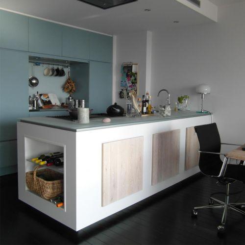 Verbouwing en Interieur appartement